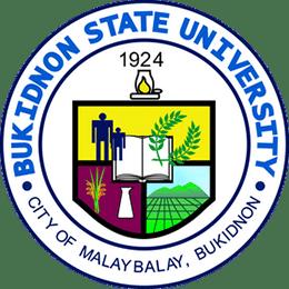 logo of bukidnon state university