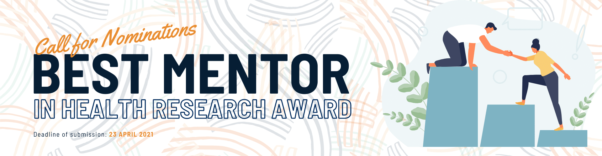 best mentor in health research award