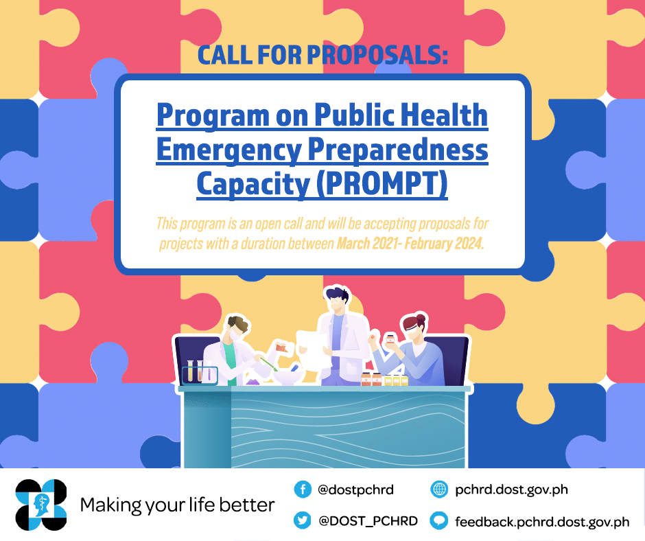 call for prompt