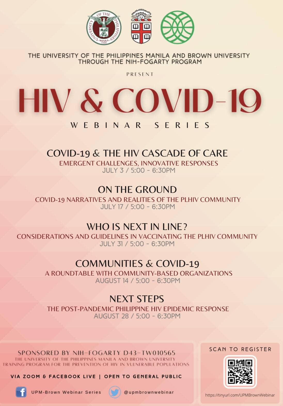 hiv & covid19